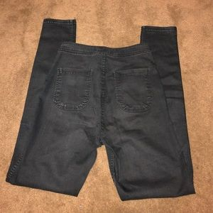 American Apparel Size M jeans (fit a small)